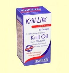 Krill-Life - Health Aid - 60 càpsules