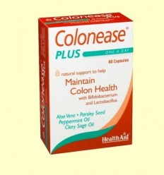 Colonease Plus - Health Aid - 60 càpsules