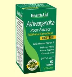 Ashwagandha (bufera) - Health Aid - 60 Comprimits *