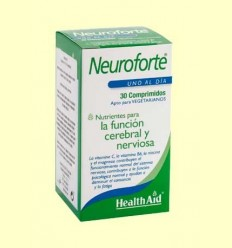Neuroforte - Health Aid - 30 comprimits *