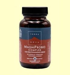 MagniProbio Complex - Probiòtics i prebiòtics - Terra Nova - 50 càpsules