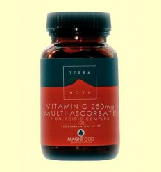 Vitamina C 250 mg Multi-Ascorbat - Terra Nova - 100 càpsules