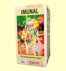 Imunal - Espirulina, Equinàcia i Shiitake - Lusodiete - 100 càpsules