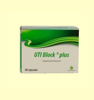 UTI Block Plus - Margan Biotech - 90 càpsules