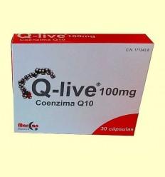Q-live 100 mg - Margan Biotech - 30 càpsules