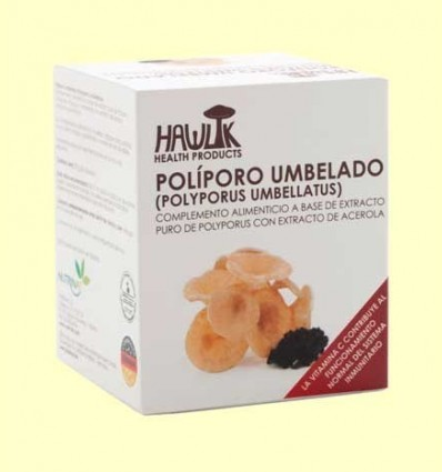 Políporo umbelado - Hawlik - 60 càpsules