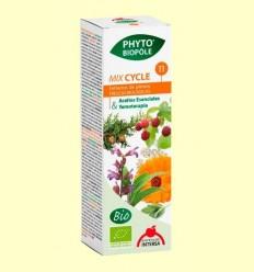 Phytobiopôle Mix Cycle 11 - Regulació de l'Cicle - Intersa - 50 ml