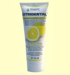Citridental Actiu - Dentifrici aranja i mirra - Sanitas - 75 g