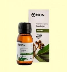 Oli corporal natural d'Eucaliptus - Mon Deconatur - 60 ml
