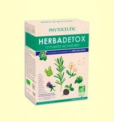 Herbadetox Bio - Phytoceutic - 20 ampolles