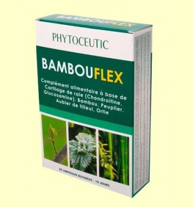 Bambouflex - Articulacions - Phytoceutic - 20 ampolles