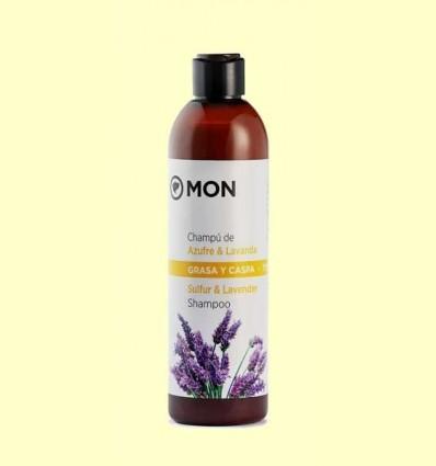 Xampú natural de Sofre i Lavanda - Mon Deconatur - 300 ml