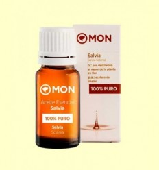 Oli essencial de Salvia - Mon Deconatur - 12 ml