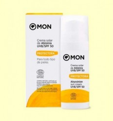 Crema solar facial UVB / SPF50 - Mon Deconatur - 50 ml