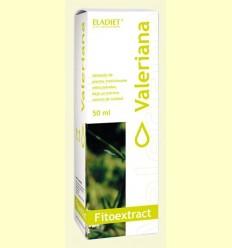 Valeriana Fitoextract Concentrat - Eladiet - 50 ml