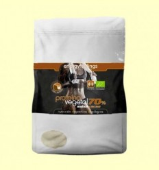 Organic Proteïna Vegetal Cacau Eco 70% - Energy Feelings - 1kg