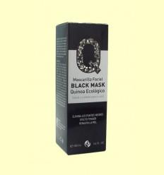 Mascareta facial Negra de Quinoa - Van Horts - 100 ml