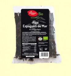 Alga Espagueti de Mar Bio - El Granero - 50 g