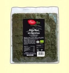 Alga Nori en Làmines Bio - El Granero - 25 g