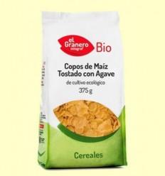 Flocs de Blat de moro torrat amb Atzavara Bio - El Granero - 375 g