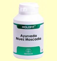 Holofit Ayurveda Nou Moscada - Equisalud - 180 càpsules