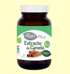 Extracte de Canela Bio 500 mg - El Granero - 90 càpsules