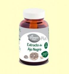 Extracte d'all negre 400 mg - El Granero - 90 comprimits