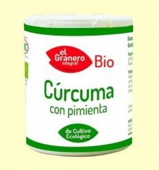Especier Cúrcuma + Pebre Bio - El Granero - 75 g