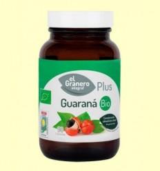 Guaraná 400 mg Bio - El Granero - 90 càpsules