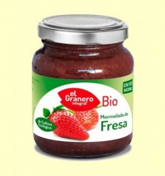Melmelada de Maduixa Bio - El Granero - 330 g