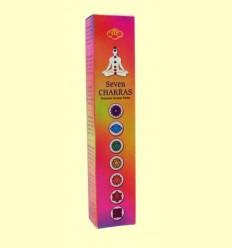 Encens Seven Chakras - SAC - 30 varetes
