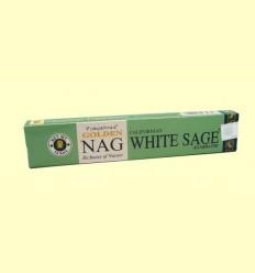 Encens Nag White Sage - Vijayshree - 15 g