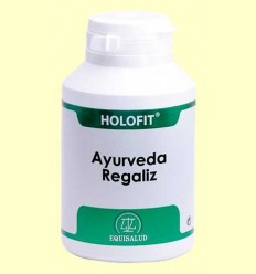 Holofit Ayurveda Regalèssia - Equisalud - 180 càpsules