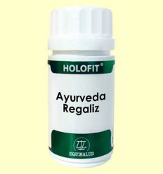 Holofit Ayurveda Regalèssia - Equisalud - 50 càpsules