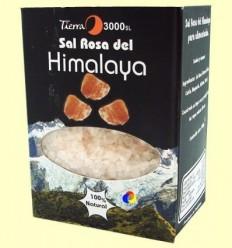 Sal Rosa de l'Himàlaia Gruixuda per Alimentació - Tierra 3000 - 1kg