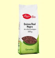 Quinoa Reial Negra Bio - El Granero - 500 g