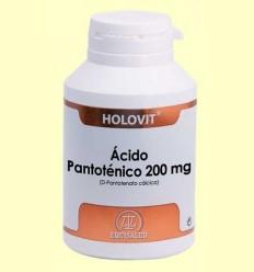 Holovit Àcid Pantotènic 200 mg - Equisalud - 180 càpsules