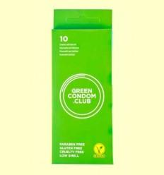 Green Condoms - Preservatius - Green Condom - 10 ut