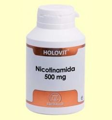 Holovit Nicotinamida 500mg - Equisalud - 180 càpsules
