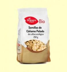 Llavors de Cànem Pelat Bio - El Granero - 250 g