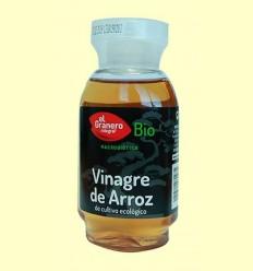 Vinagre d'Arròs Bio - El Granero - 250 g