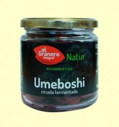 Umeboshi Pruna Fermentada - El Granero - 200 g