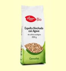 Blat Espelta Inflat amb Atzavara Bio - El Granero - 200 g