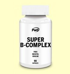 Super B-Complex - PWD - 90 càpsules