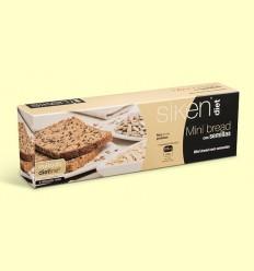 Mini Breads amb Llavors - Siken Diet - 8 ud