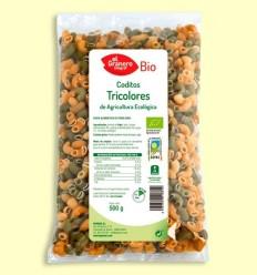 Coditos Tricolores Bio - El Granero - 500 g