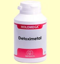 Holomega Detoximetal - Equisalud - 180 càpsules