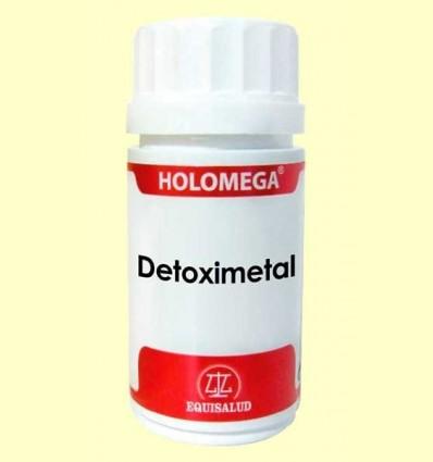 Holomega Detoximetal - Equisalud - 50 càpsules