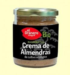 Crema d'Ametlles Bio - El Granero - 230 grams