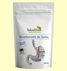Bicarbonat de Sodi - SaludViva - 300 grams